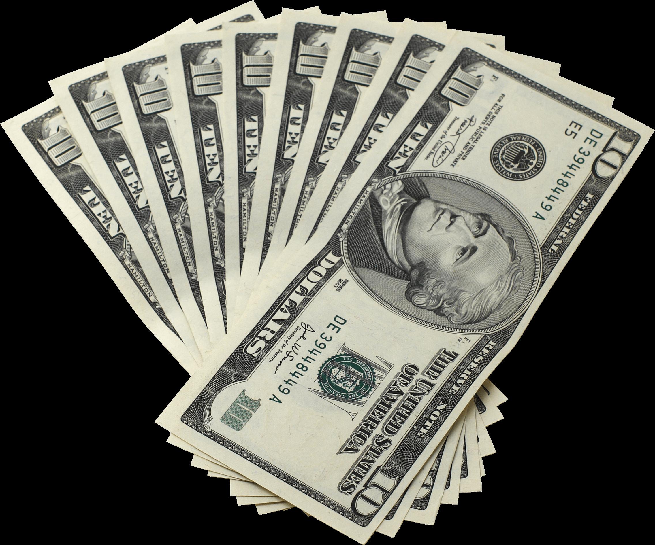 Money Bills PNG - 145917