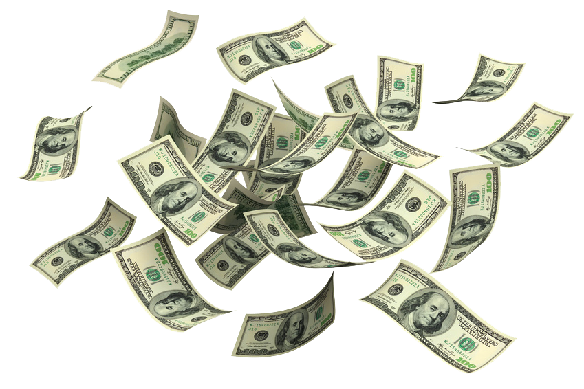 Download PNG image - Money Png Picture 651 - Money Bills PNG