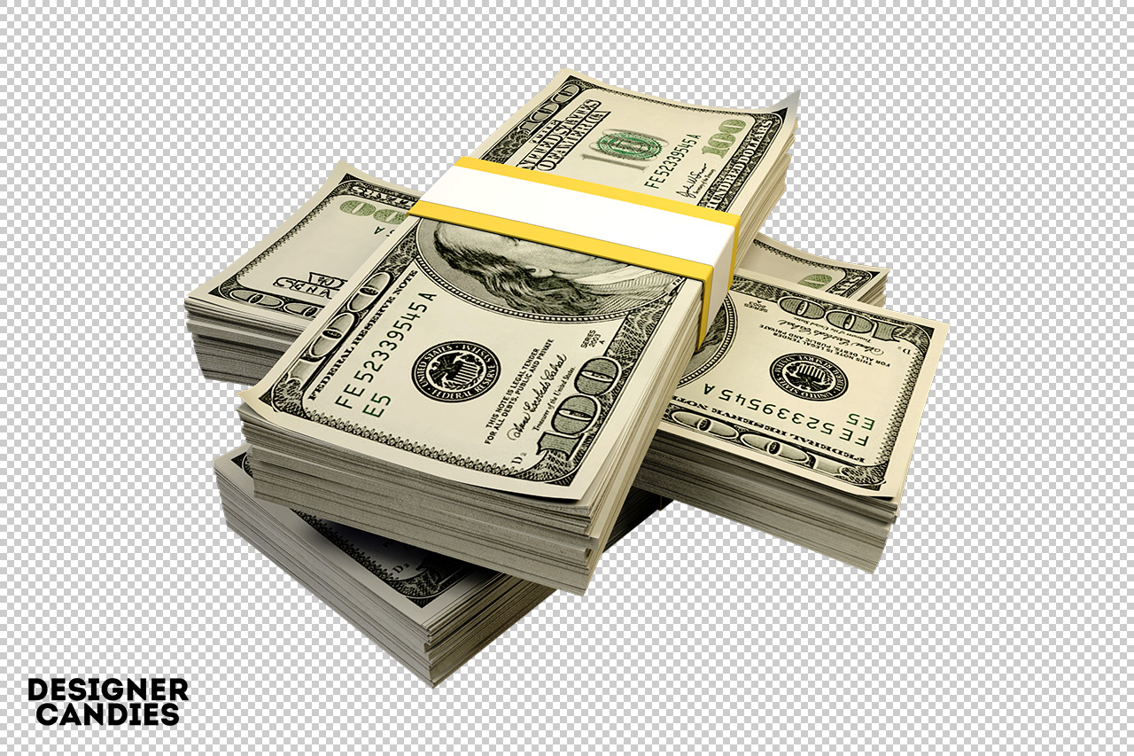 Money Stacks Png - Money Bills PNG