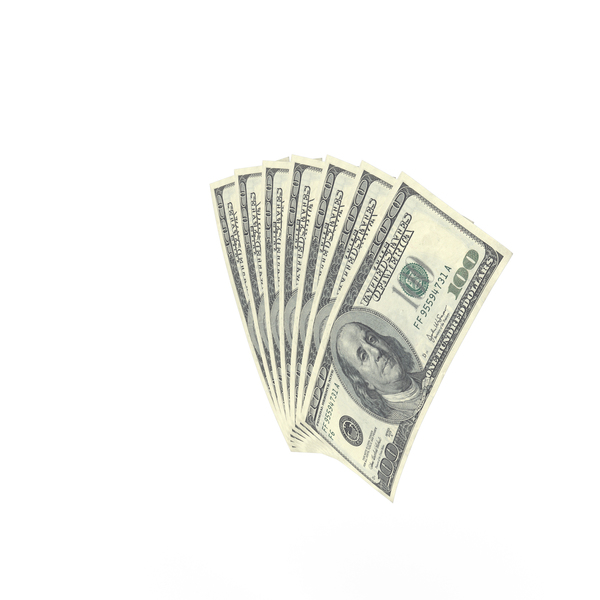 US 100 Dollar Bill - Money Bills PNG