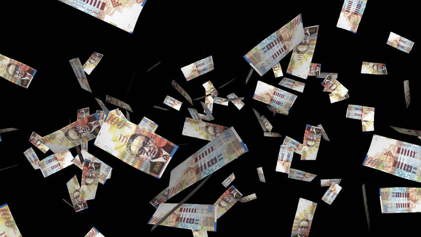 . PlusPng.com 05 - Alpha Channel - Exploding Banknotes For Your Projects About Money  As Intro, Opening, Reveal, Transition. PlusPng.com Full HD PNG With Transparent  Background. - Money HD PNG