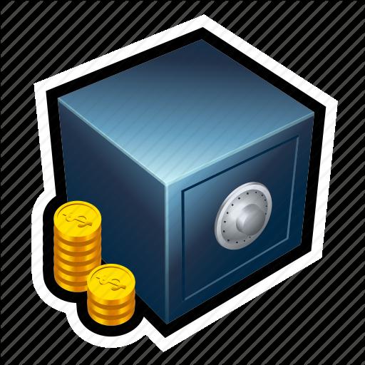 Money Vault PNG - 56613