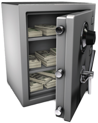 Money-Vault-psd46948 - Money Vault PNG