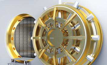 Money Vault PNG - 56608