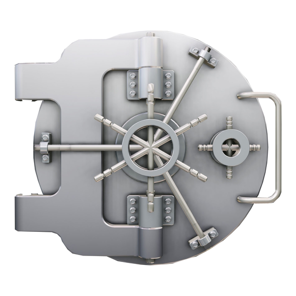 PNG: Small · Medium · Large - Money Vault PNG