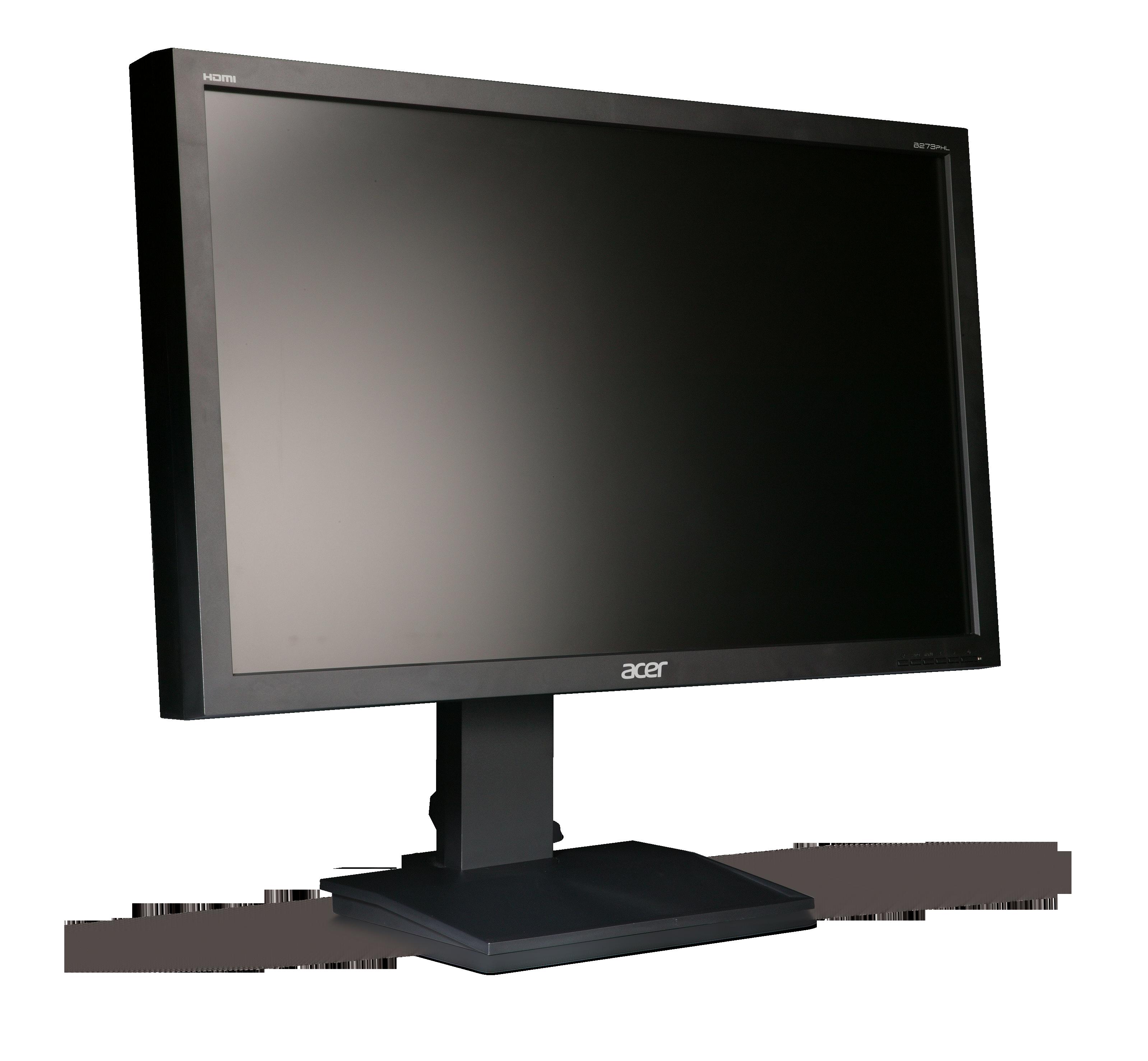 Monitor PNG - 1525