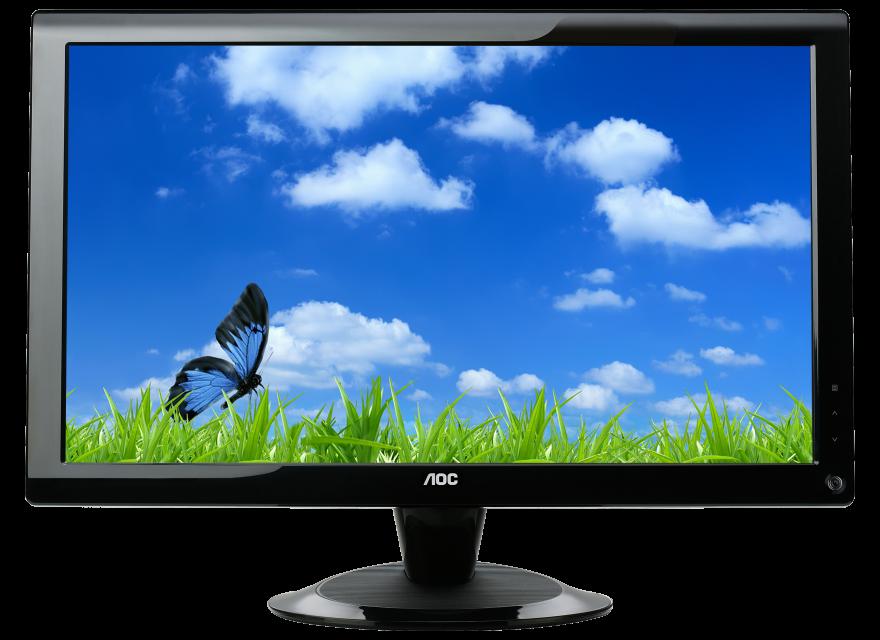 Monitor PNG - 1516
