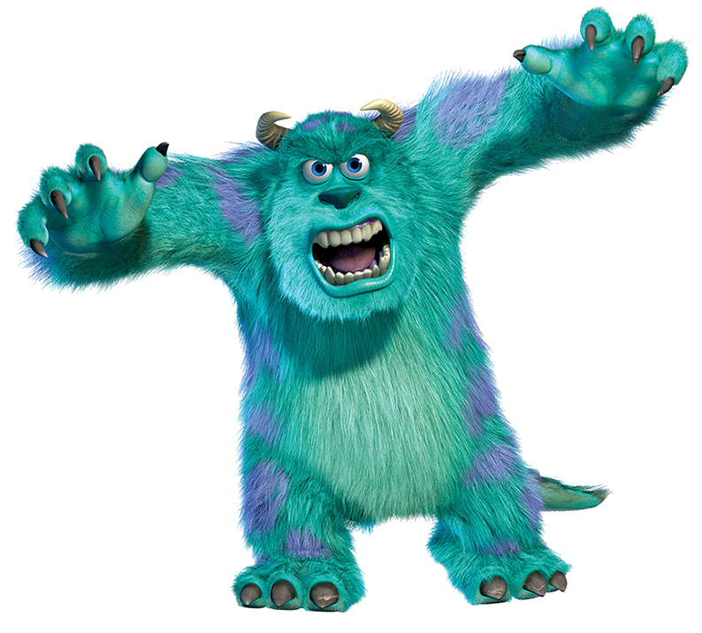FMSTFIS10.png - Monsters Inc Characters PNG