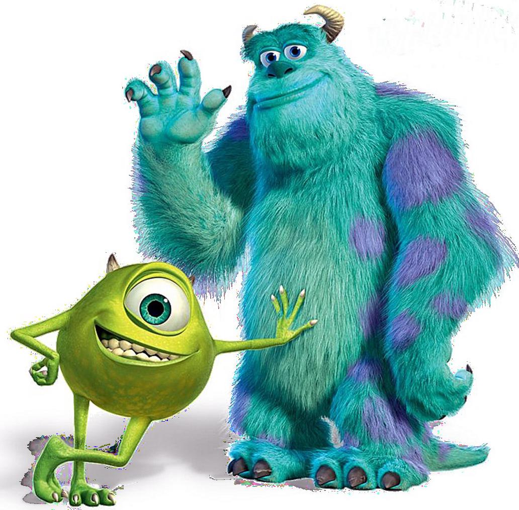 monster inc characters - Monsters Inc Characters PNG