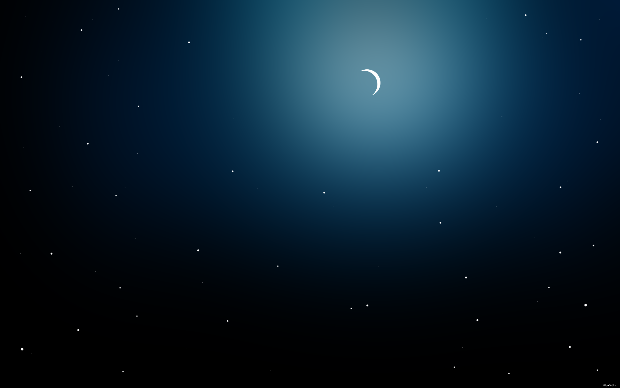Night Sky HD by GiGaNToR90 Night Sky HD by GiGaNToR90 - PNG Night Sky - Moon And Star PNG HD