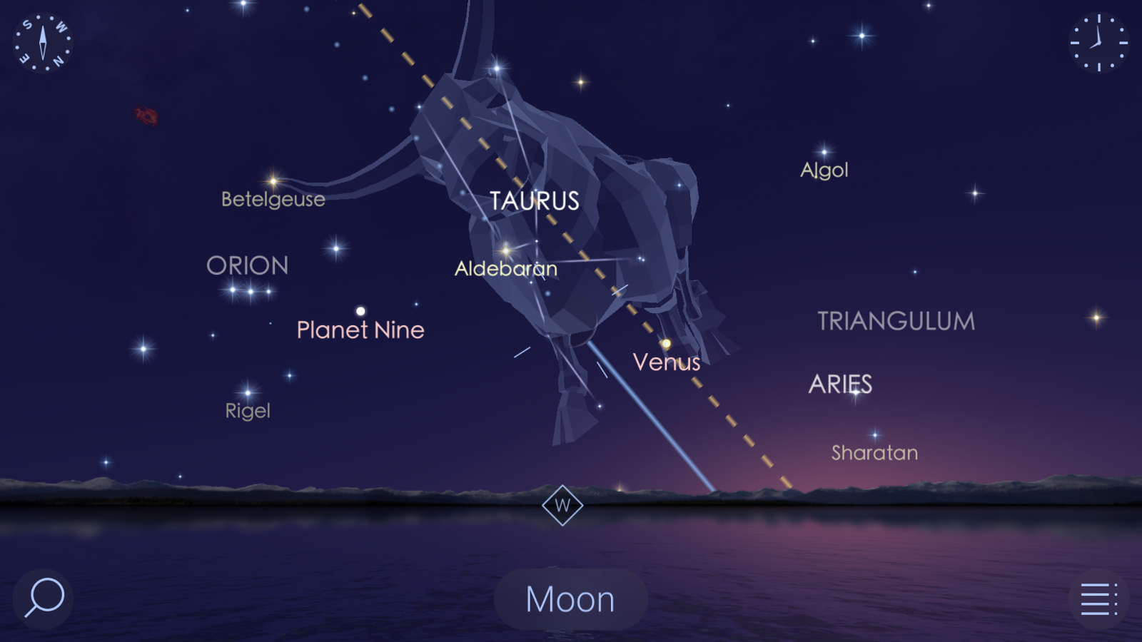 On Wednesday evening, the moon will cross through the V-shaped face of  Taurus the Bull, shown here at 9:45 pm local time. Parts of the world will  see the PlusPng.com  - Moon And Star PNG HD