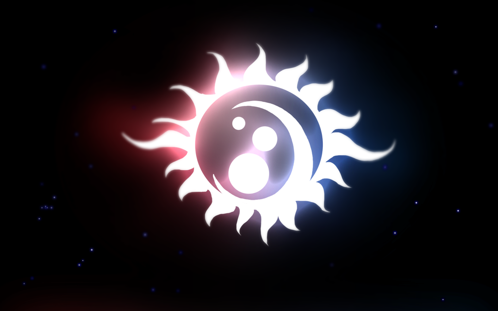 Sun And Moon Wallpapers - Moon And Star PNG HD