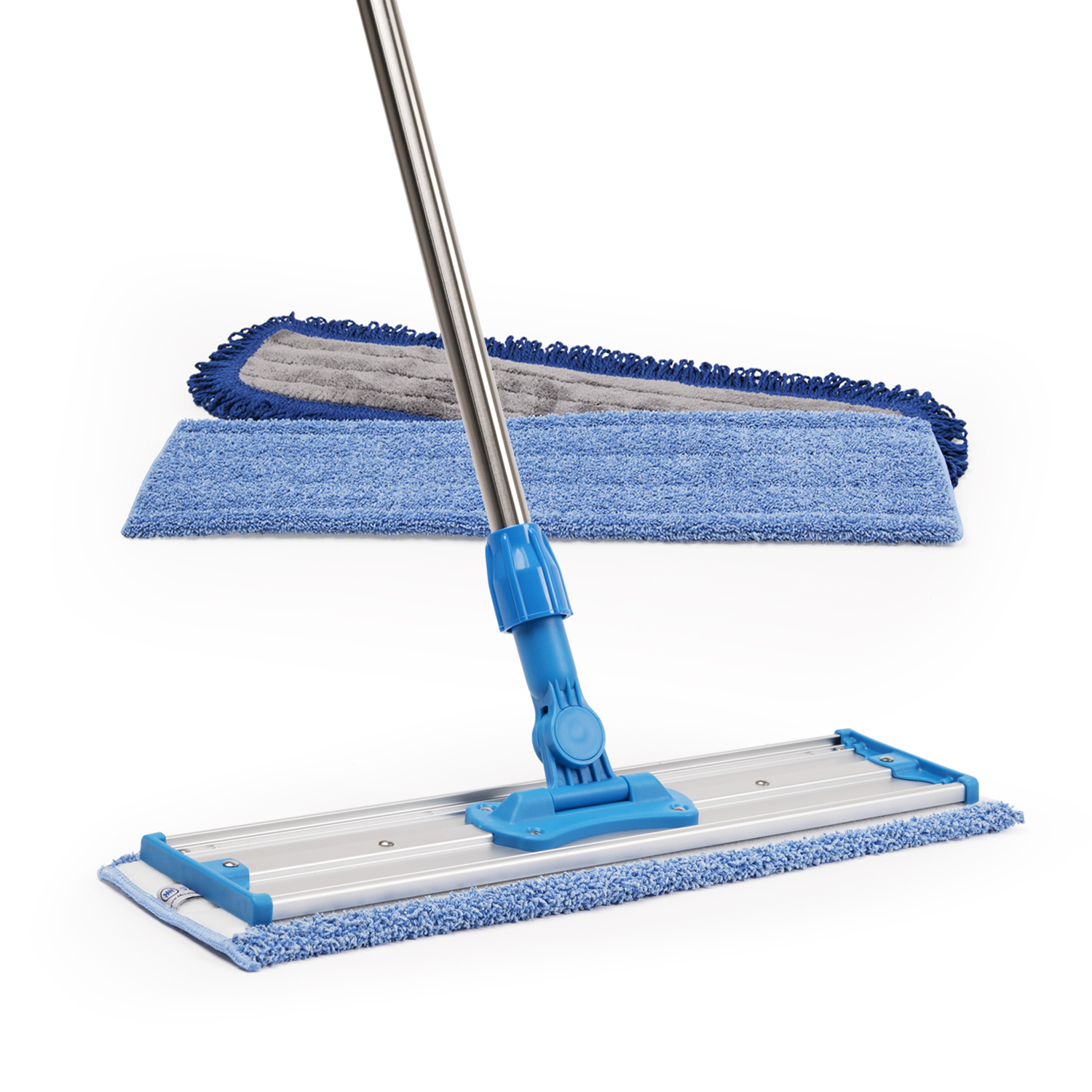 Professional Microfiber Mop System - Mop The Floor PNG