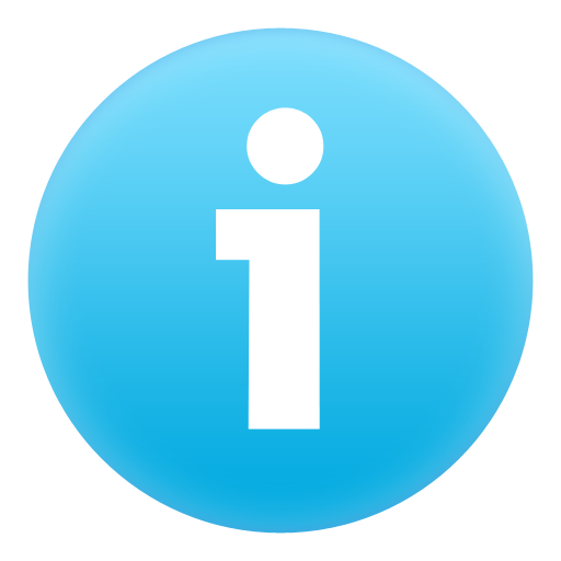 info icon. Download PNG - More Info PNG