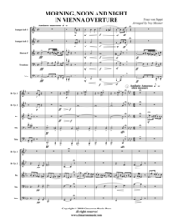 Morning, Noon and Night in Vienna Overture - Morning Noon And Night PNG