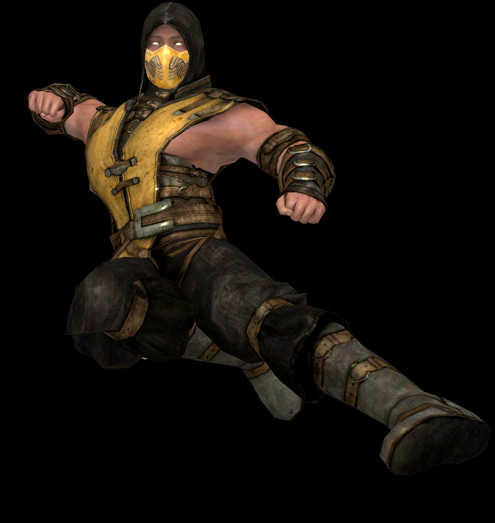 Mortal Kombat HD PNG