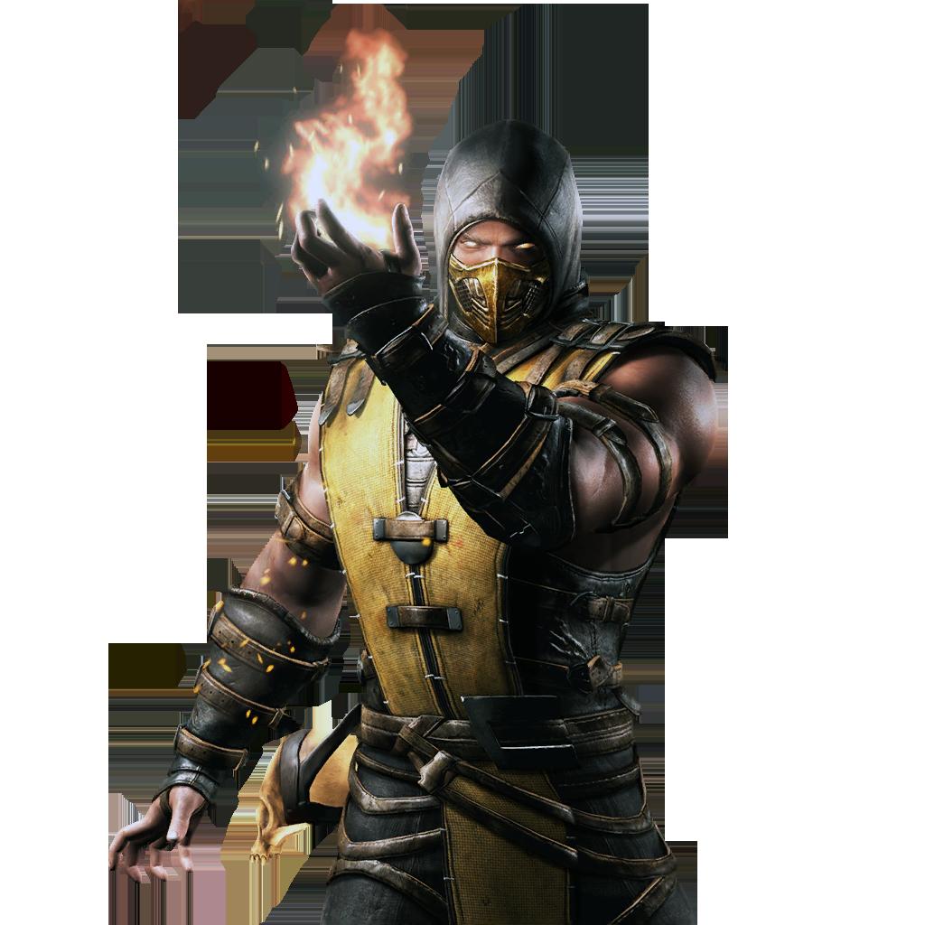 Mortal Kombat HD PNG - 117365