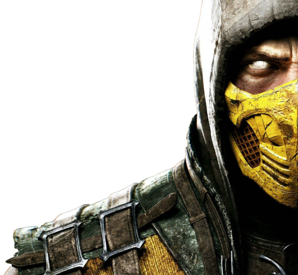 Mortal Kombat HD PNG - 117379