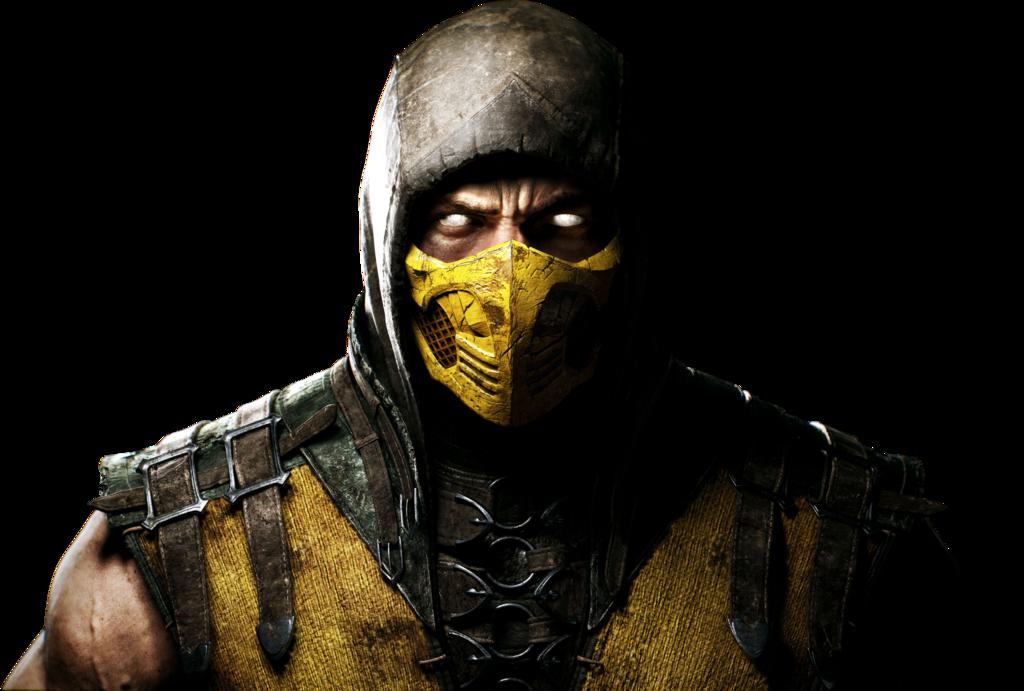 Mortal Kombat HD PNG - 117367