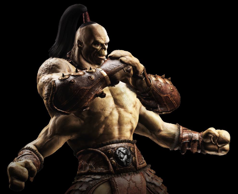 Mortal Kombat HD PNG - 117373