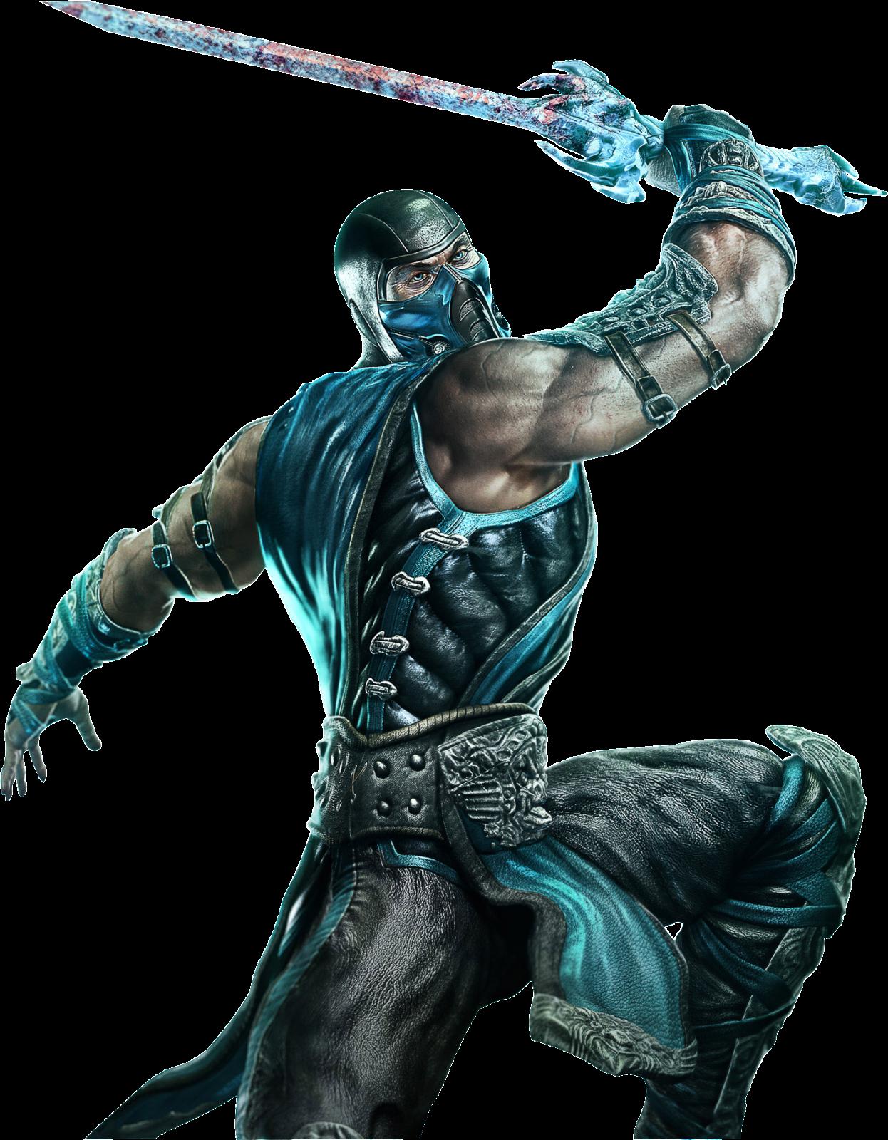 Mortal Kombat HD PNG - 117366