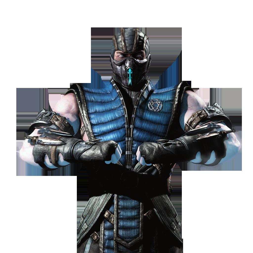 Mortal kombat x ios sub zero render 2 by wyruzzah-d8p0kzy-1-.png - Mortal Kombat X PNG