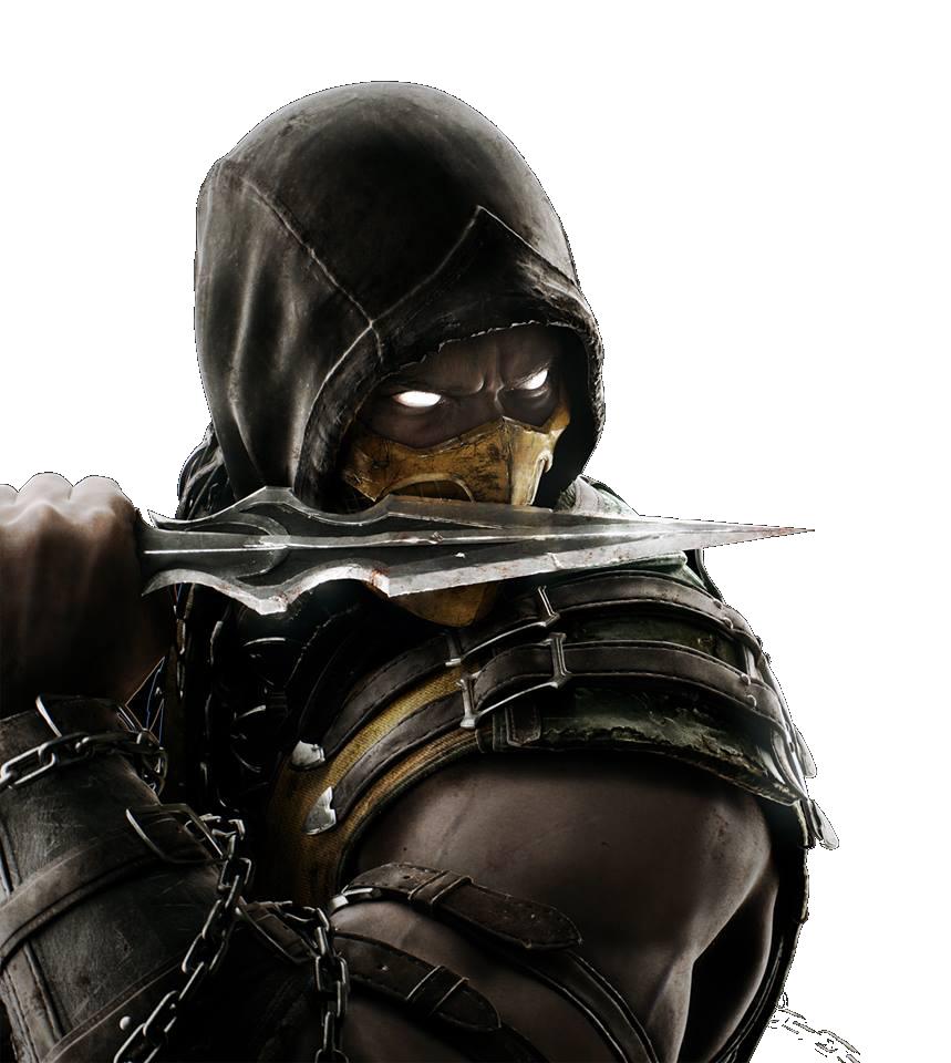 Mortal Kombat X PNG File - Mortal Kombat X PNG