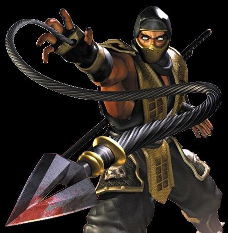 Mortal Kombat X PNG - 15659