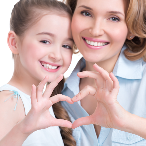 Mother And Daughter PNG - 134827
