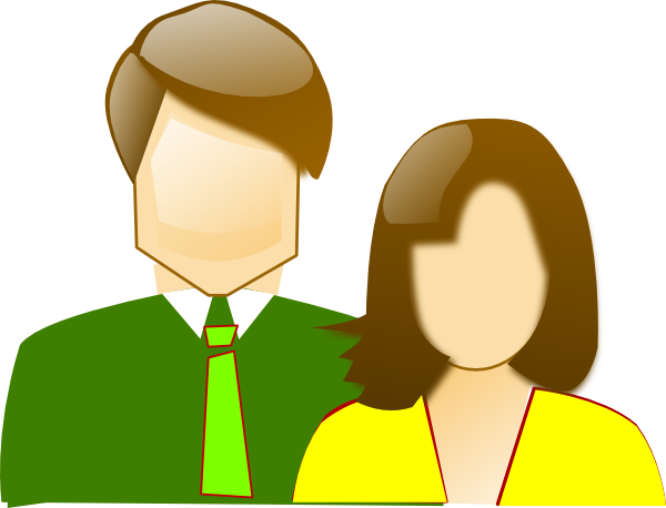 Mother And Father PNG HD