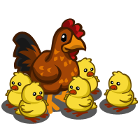 Mother Hen PNG