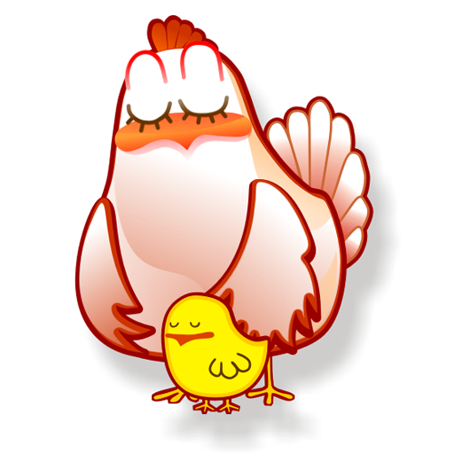 Hen Icon 512x512 Png - Mother Hen PNG