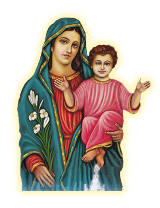 Mother Of Jesus PNG-PlusPNG.com-555 - Mother Of Jesus PNG