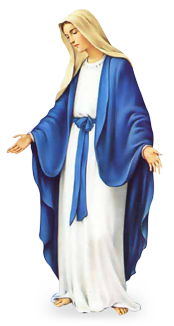 Blessed Virgin Mary Mother of Jesus to whom Nirmala Convent High School  owes its very existence, name and growth is our holy-Patroness. - Mother Of Jesus PNG