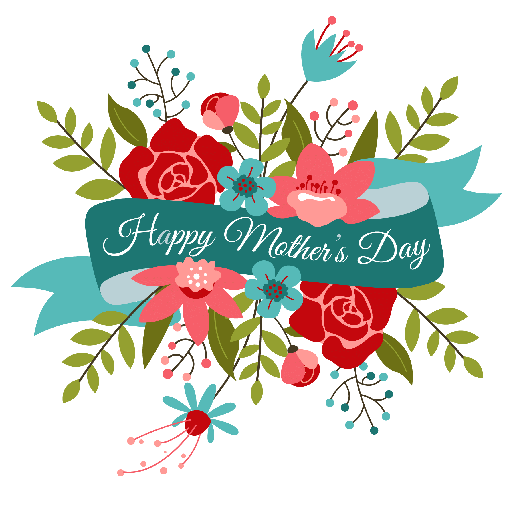 Mothers Day HD PNG - 95030