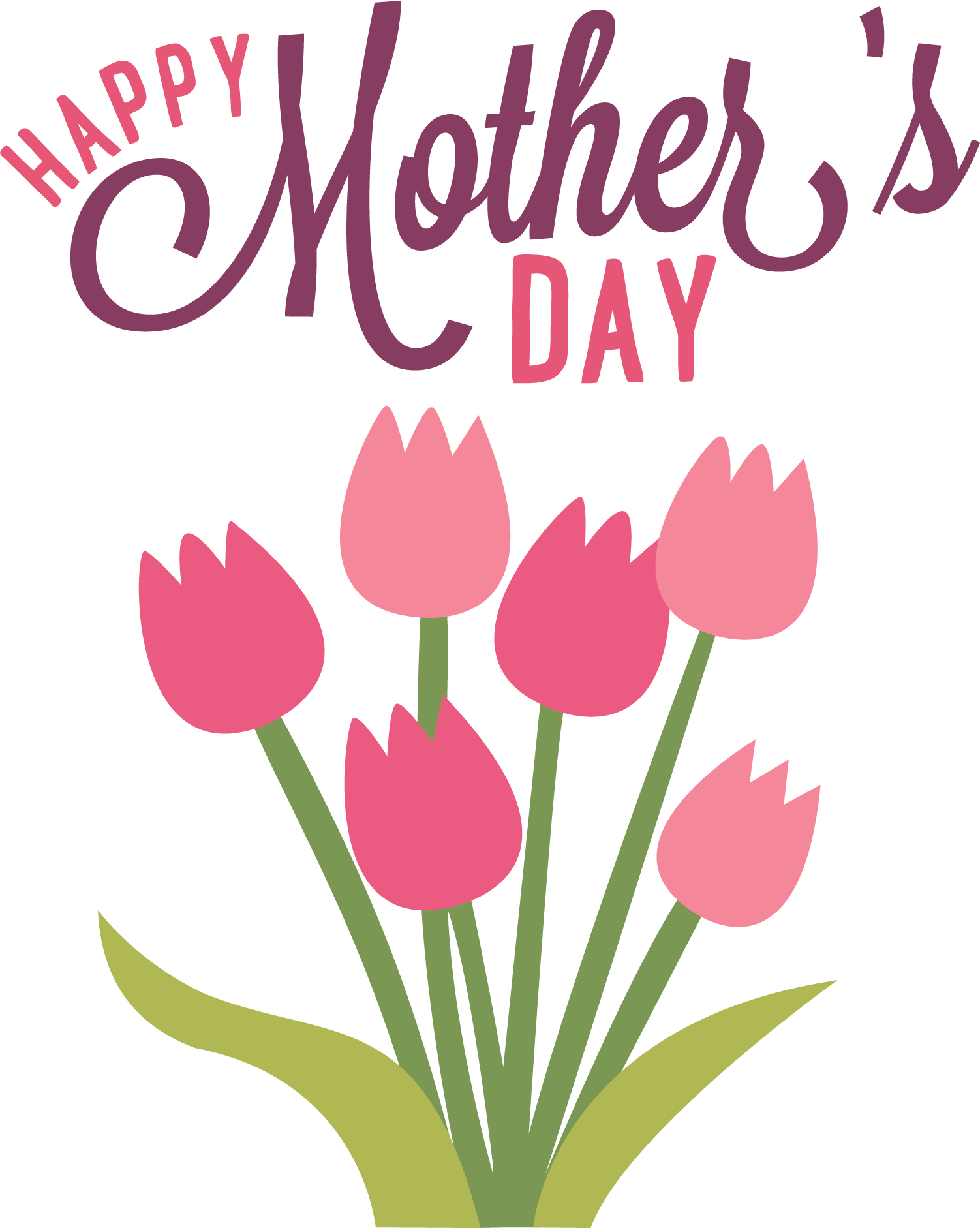 Mothers Day HD PNG - 95029