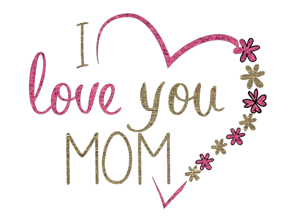 Motheru0027S Day, Love, Gratitude, Luck, Mother, Heart - Mothers Day HD PNG