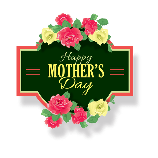 Mothers day label png - Mothers Day HD PNG