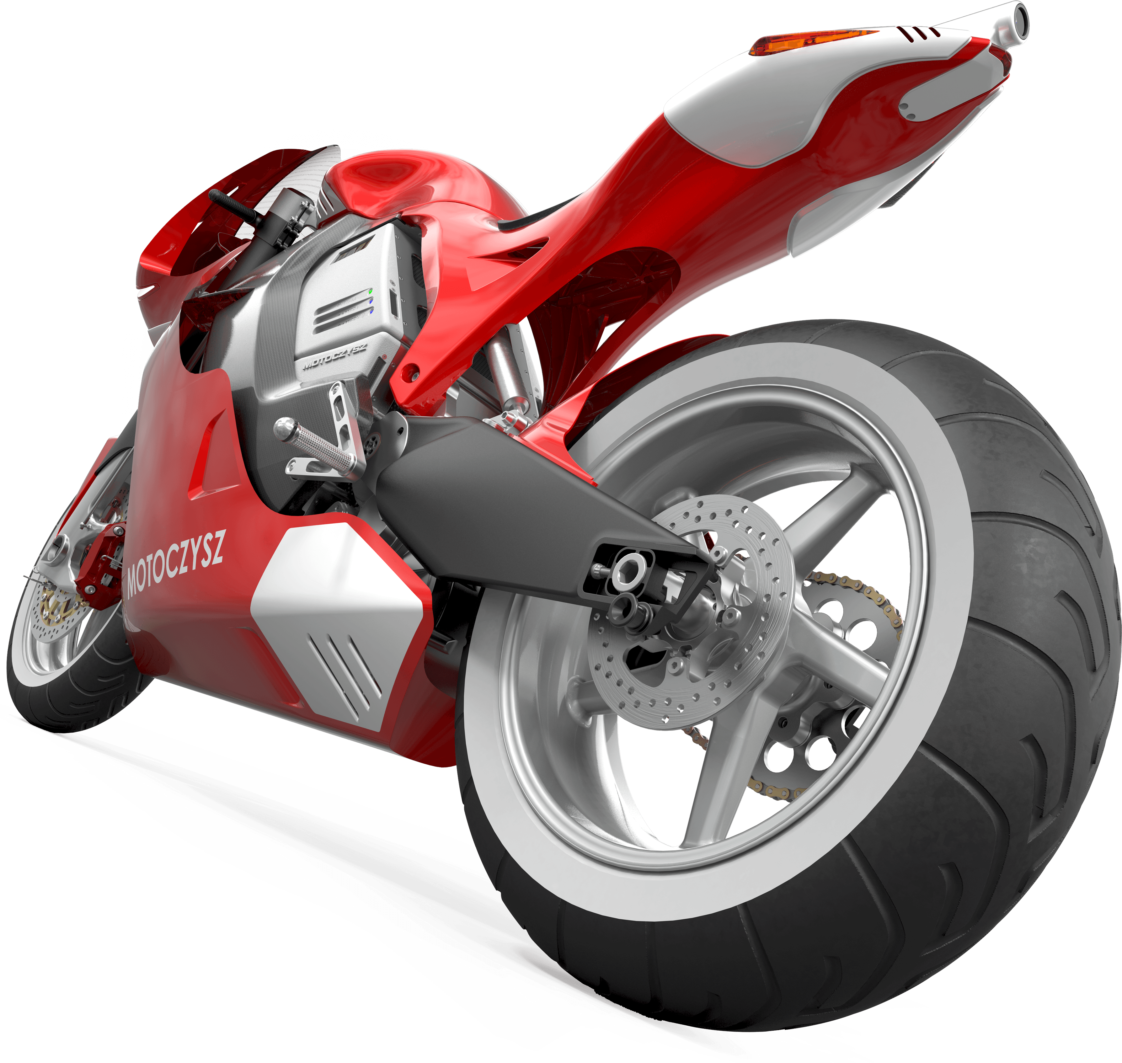 Red Sport Moto Png Image Red Motorcycle Png PNG Image - Motorcycle PNG