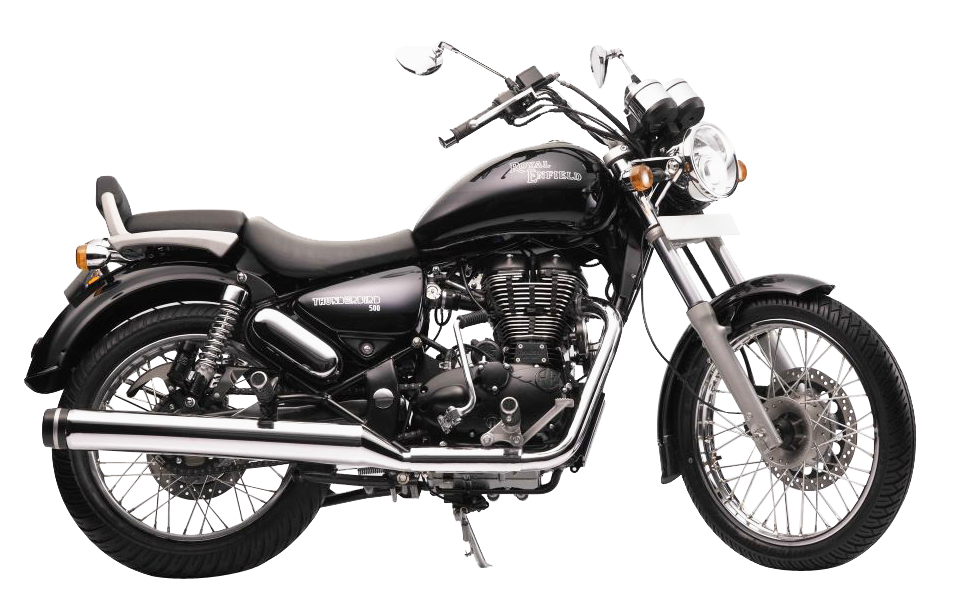 Royal Enfield Thunderbird 500 Motorcycle Bike PNG Image - Motorcycle PNG