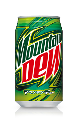 Mountain Dew PNG - 27919