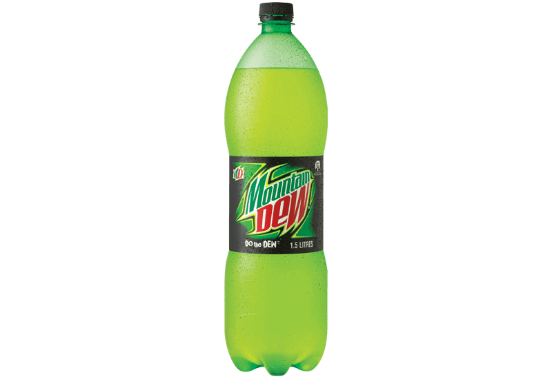 Mountain Dew PNG - 27929