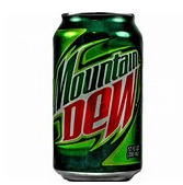 Mountain Dew.PNG - Mountain Dew PNG