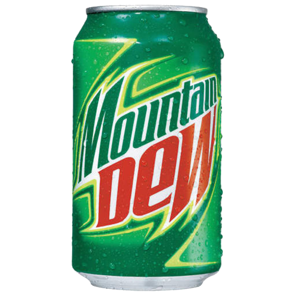 Mountain Dew PNG