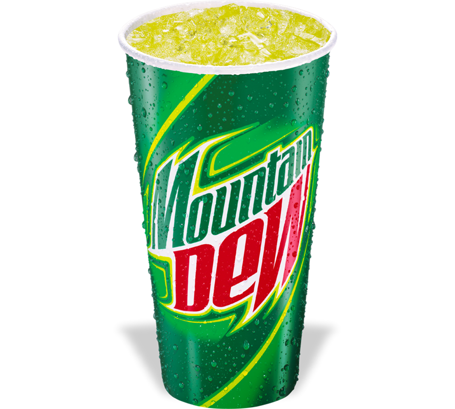 Mountain Dew Transparent PNG - Mountain Dew PNG