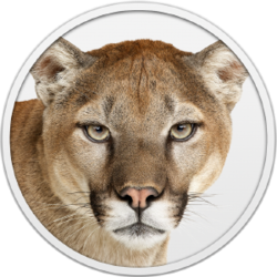 Mountain Lion PNG HD