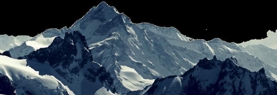 Mountain PNG - Mountain Peak PNG HD