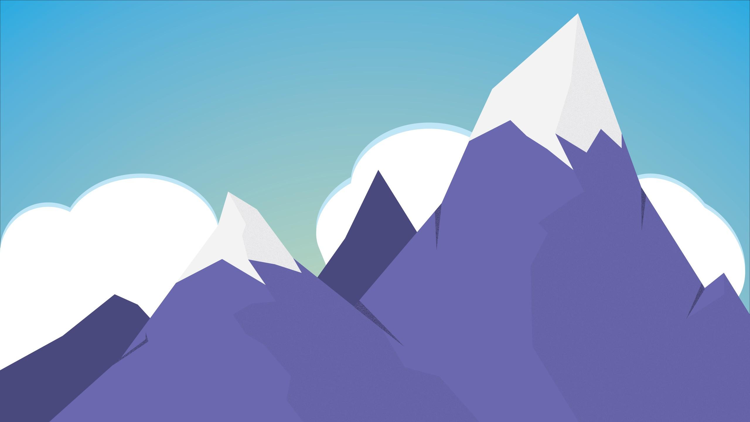 pin Mountain clipart mountain border #2 - Mountain Peak PNG HD