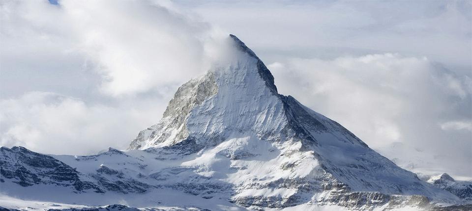 PreviousNext - Mountain Peak PNG HD