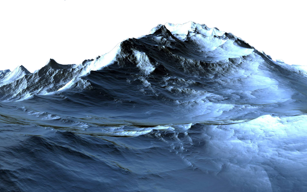 ICE MOUNTAIN FULL HD PNG TRANSPARENT - FREE USE by TheArtist100 PlusPng.com  - Mountain Range PNG HD